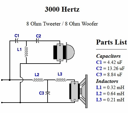 audio capacitor wiring diagram with Tweeter Crossover Wiring Diagram on Javaanalogsemipassif further Page176 also Car Circuit With Capacitors Diagrams together with Car  lifier Wiring Diagram Installation together with .