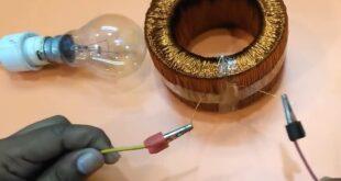 how to make toroidal transformer?