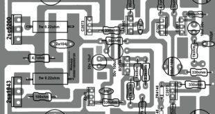How to make transistor amplifier? using 2 transostor, electronics