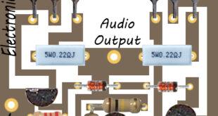 2 transistor amplifier 2sc5200 and 2sa1943