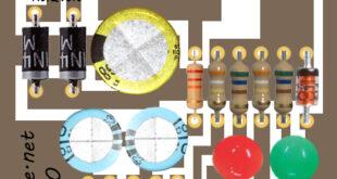 Speaker Protection circuit diagram